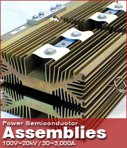 High Power Semiconductor Assemblies