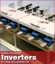High Power Inverters