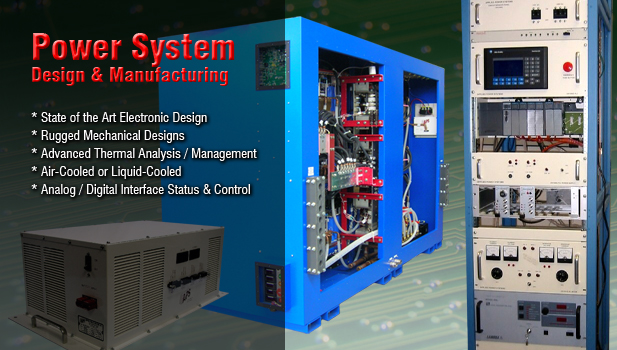 Custom High Power System Design & Manufacturing